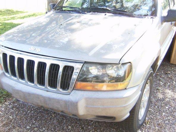 1999-2004 Jeep Grand Cherokee Headlamp Unit Replacement