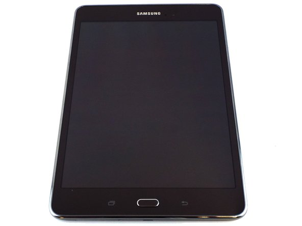 Samsung Galaxy Tab A 8 0 Troubleshooting Ifixit - How To Fix Samsung Tablet Touch Screen Not Responding