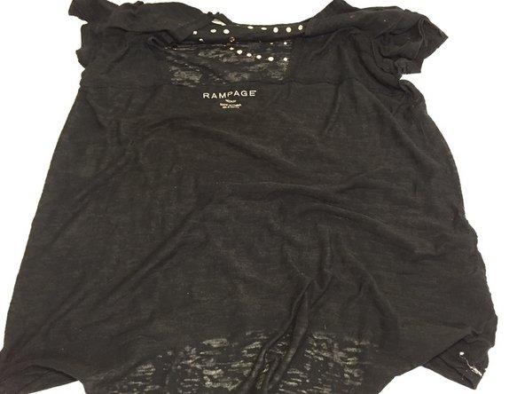 How to Fix a Ripped Shirt Hem