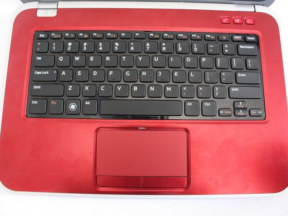 Dell Inspiron 14z-5423 Keyboard Replacement