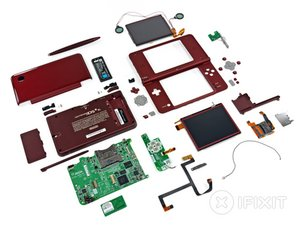 Nintendo DSi XL Teardown