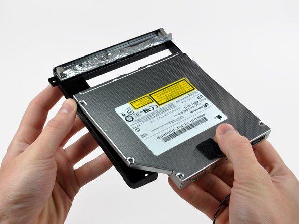 "iMac Intel 21.5"" EMC 2389 Optical Drive Replacement"
