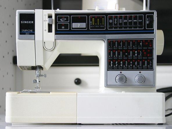 Sewing Machine Main Image