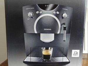 Siemens Surpresso TK56001 Repair
