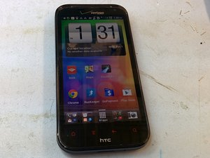 HTC Rezound Teardown