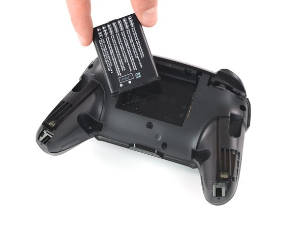 Nintendo Switch Pro Controller Battery Replacement