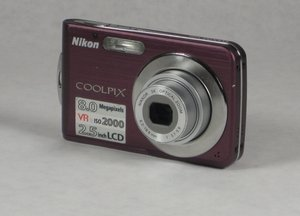 Nikon Coolpix S210 Repair