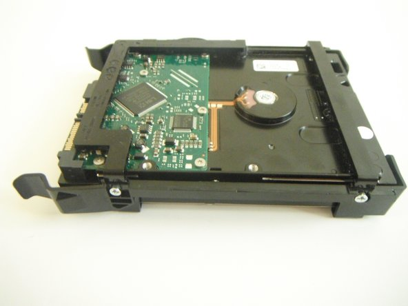 Dell XPS 720 H2C Hard Drive Replacement