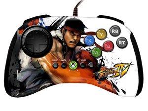 Mad Catz Street Fighter IV FightPad Repair