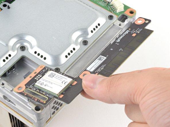 Xbox Series X Wi-Fi Antenna Board Replacement