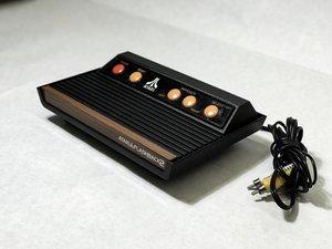 Console Power Button