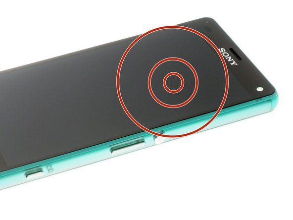 How to fix not turning on /  red light issue for Sony Xperia Z3 Compact