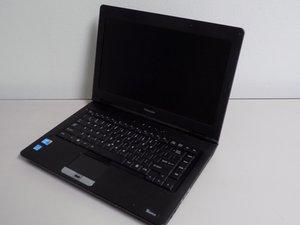 Toshiba Tecra M11 Repair