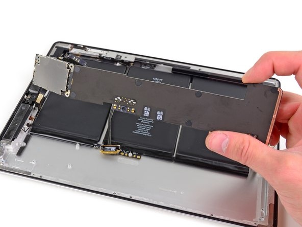 iPad 2 GSM Logic Board Replacement