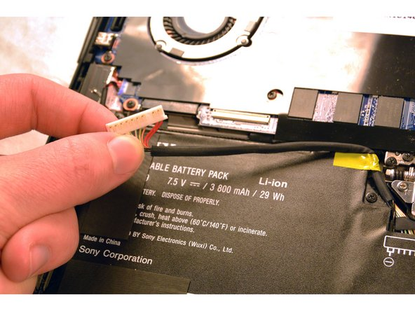 Sony Vaio Tap 11 Audio Jack Replacement