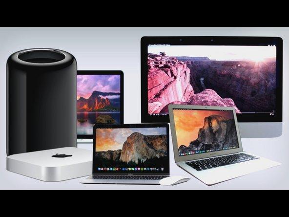 Follow these steps for iMac, Mac mini, Mac Pro, and Xserve.