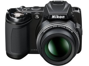 Nikon Coolpix L120 Repair
