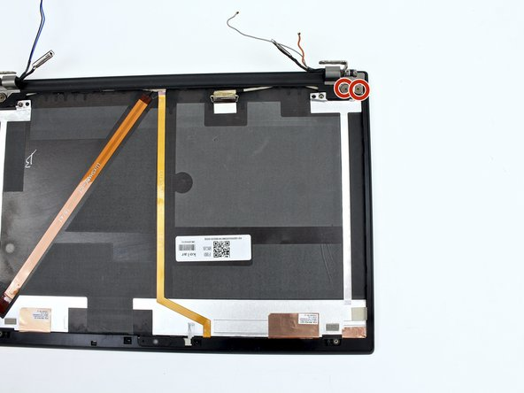 Lenovo ThinkPad T480s LCD Cable Replacement