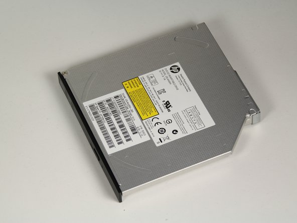 HP ProOne 600 G1 Optical Drive Replacement