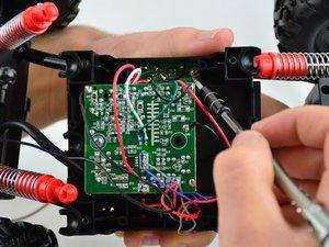 Truck Circuit Board