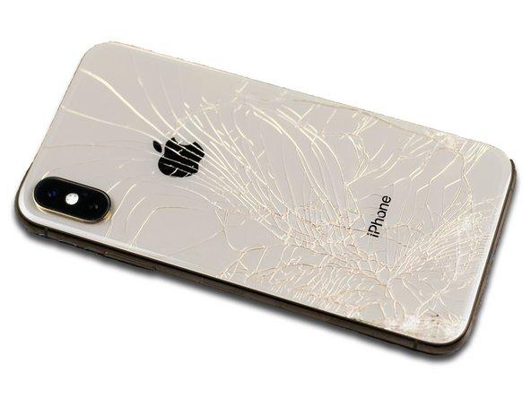 Riparazione Vetro Posteriore iPhone XS