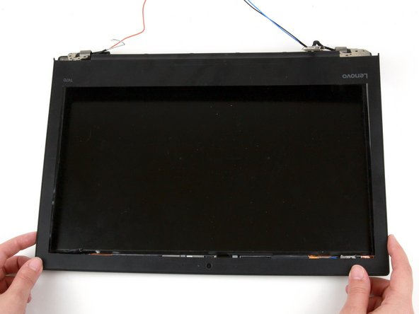 Lenovo ThinkPad T470 Display Bezel Replacement
