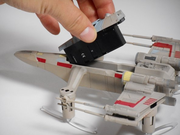 Propel Star Wars T-65 X-Wing Battery Replacement