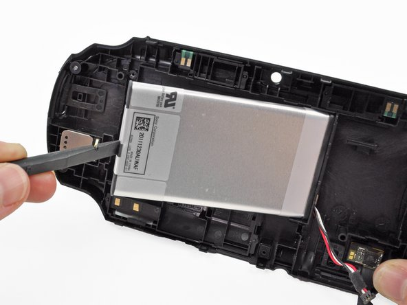 PlayStation Vita Battery Replacement