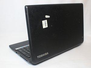 Toshiba Satellite C55-A5300 Repair