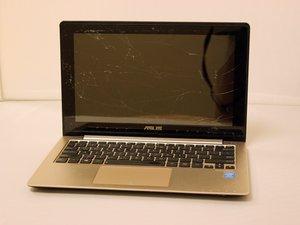 Asus VivoBook X202E-DB21T Repair