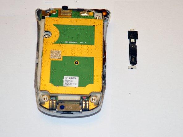 Samsung SCH-8500 Volume Button Replacement