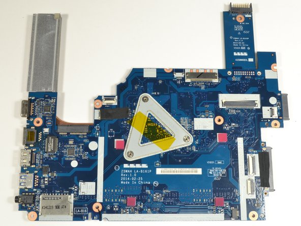 Acer E5-571-54FL Motherboard Replacement