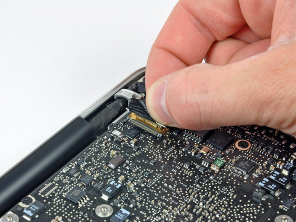 "MacBook Pro 13"" Unibody Mid 2009 Logic Board Replacement"