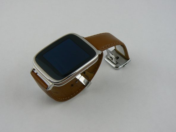 ASUS ZenWatch Watch Strap Removal