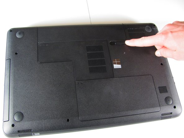 HP 2000 - 2D22DX Battery Replacement
