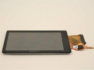 Remplacement de l'écran LCD du Sony α6500