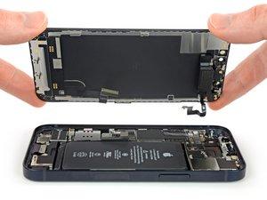 iPhone 12 mini Vervanging van het scherm
