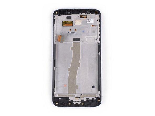 Motorola Moto E4 Displayeinheit tauschen