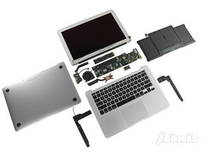 "MacBook Air 13"" Mid 2011 Teardown"