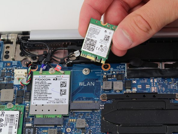 HP EliteBook 840 G5 WIFI Card Replacement