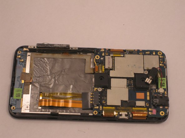 HTC Evo 3D Motherboard Replacement