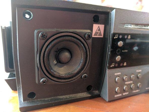 Cambridge Soundworks 700 Series Repair