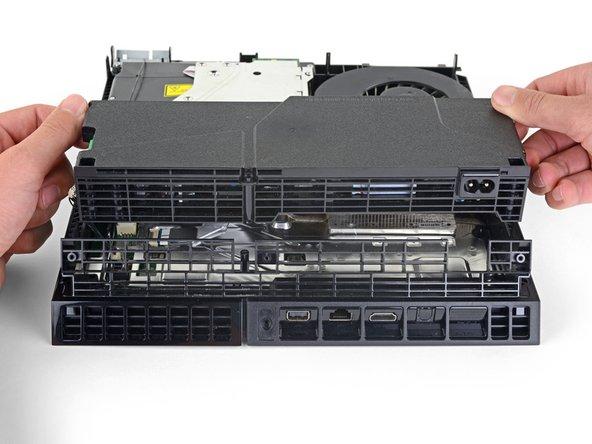 PlayStation 4 電源の交換