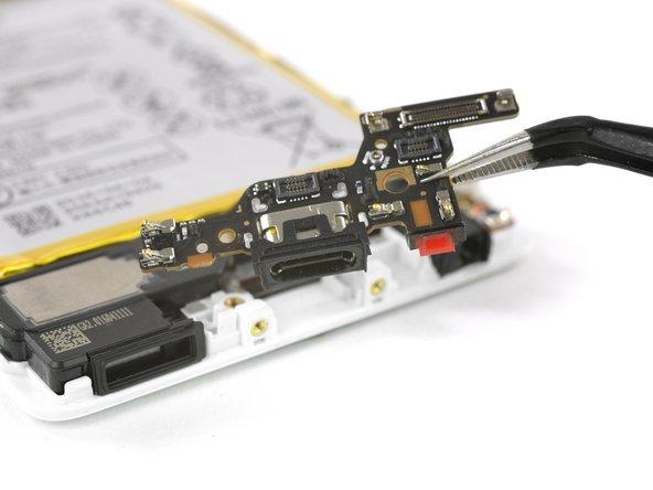 Huawei P9 Charging Board Replacement