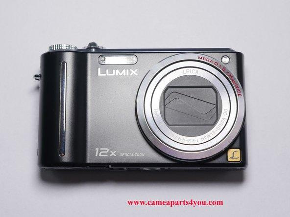 Panasonic Lumix DMC-ZS1 LCD Display Screen Replacement