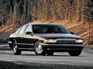 1991-1996 Chevrolet Caprice Repair