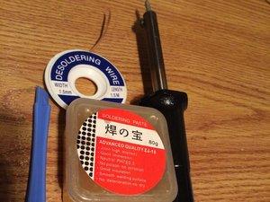 Cómo limpiar la soldadura de las conexiones