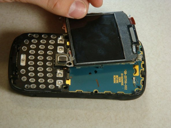 BlackBerry Curve 8530 Screen Replacement