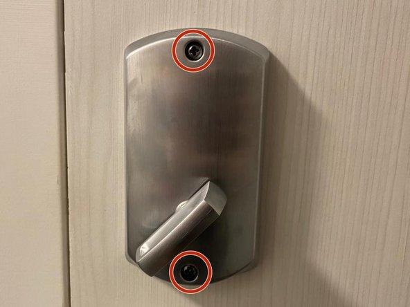 How to Fix a Schlage Door Lock