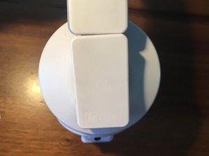Battery/NFC Antenna/Left Speaker